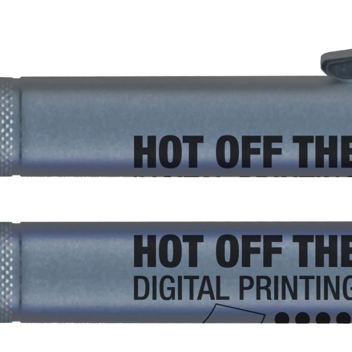 Promotional Voltear Pen Silver